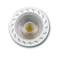LED Leuchtmittel GU10 hat eine Highpower COB LED mit hoher Leuchtkraft