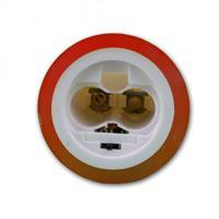 LED Kerze für Batteriebetrieb mit 2x AA Batterien