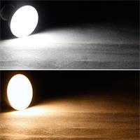GU 10 Leuchtmittel in warm- oder kaltweiß
