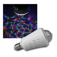 E27 LED bulb Flower Magic |  RGB | 3W/230V | multicolor