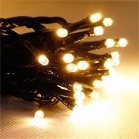 System Decor Lichterkette verzaubert mit warm weißem Licht