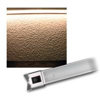 LED underfloor luminaire with switch | 30/63cm | warm white