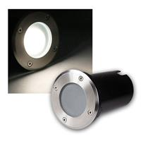 "Bodeneinbaustrahler ""R"" 3W COB LED daylight 250lm"