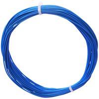 10m Litze flexibel blau 0,25mm² - Ø1,3mm