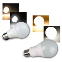LED light bulb E27 G40/50/70/90| pure/warm white| 5/7/10/15W