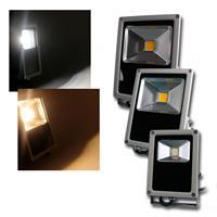 LED Fluter-Lampe GOOBAY | 15/35/50W | kalt-/warmweiß | flach