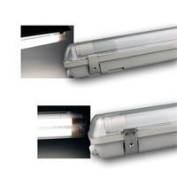LED Feuchtraum Wannenleuchte | 60/120/150cm |  daylight