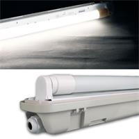 LED Wannenleuchte in tageslichtweiß mit IP65