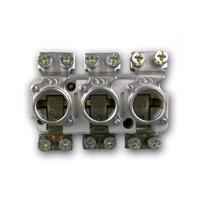 Sicherungssytem für für Sicherungssockel D 02-63A E 18