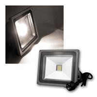 LED Flutlichtstrahler 30W 230V daylight 2200lm