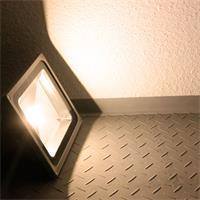 LED Fluter mit einem Highpower 50W LED Chip
