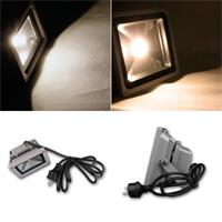 LED Flutlichtstrahler mit 10 oder 30W