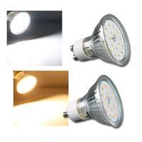 LED-Strahler GU10 | 4,5W/230V | Spot Reflektor Birne