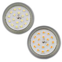 Energiesparender LED-Strahler mit GU10-Sockel