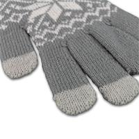 leitende Spezial-Fingerkuppen an Daumen, Zeigefinger und Mittelfinger