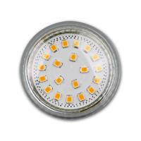 MR16 LED Energiesparleuchte mit der Leuchtfarbe warm weiß