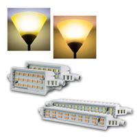 R7s LED-Leuchtstab | kalt-/warmweiß | 78/118mm | 230V