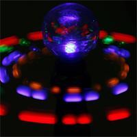 coole Lichteffekte durch leichte Handbewegungen