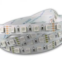 hochflexibler RGB LED-Streifen mit 80 SMD-LEDs pro Meter