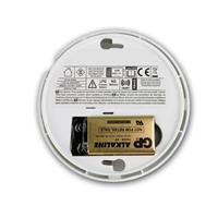 Melder besitzt eine Notfallbatterie bei Stromausfall