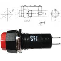 quadratischer Ein/Aus-Schalter für LED Beleuchtungen