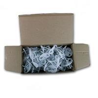 100 Stück Nagelscheiben zur einfachen und schnellen Montage