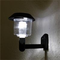 Solar Wandlicht daylight mit einer lichtstarken LED