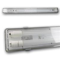 LED-Wannenleuchte mit 3600lm und der Leuchtfarbe daylight