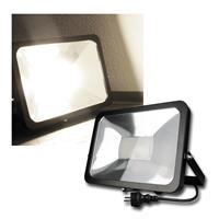 "LED Fluter ""CTF-SL80B"" daylight 5500lm, 80W, IP44"