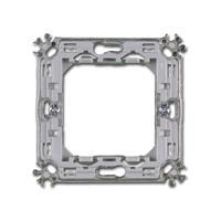 Montagerahmen ist geeignet für einzelne(1M) und ganze(2M) Modul-Plus-Einsätze