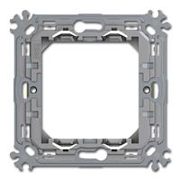 Montageträger ist geeignet für einzelne(1M) und ganze(2M) Modul-Plus-Einsätze
