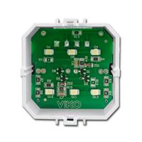Modul-Plus Einbauleuchte 2M von Innen mit 6 kalt-weißen SMD-LEDs