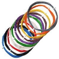 100m braid flexible 10 colors 0.5mm/0.04mm