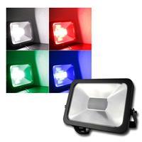 """LED-Fluter """"CTF-SL30W RGB"""" Fernbedienung IP44 RGB"""