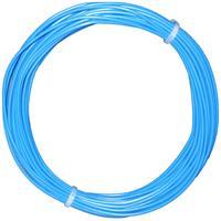10m Litze flexibel blau 0,5mm² - Ø2mm