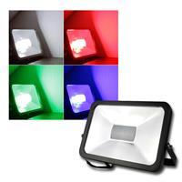 """LED-Fluter """"CTF-SL50W RGB"""" Fernbedienung IP44 RGB"""