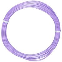 10m Litze flexibel violett 0,5mm² - Ø2mm