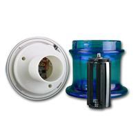 Zeltlampe-leuchte, Sturmlaterne ähnlich Petroleum für 3x AA-Batterien