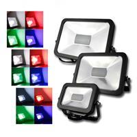 LED Fluter CTF-SL RGB | 10/30/50W| außen | RGB-Fernbedienung