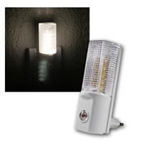 LED night light with day/night sensor 1W