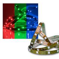 5m SMD RGB Stripe 24V Superbright, PCB-b, 30 LED/m