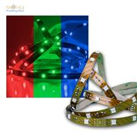 5m SMD RGB Stripe 24V Superbright, PCB-b, 30 LED/m