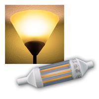R7s Leuchtmittel 78mm, Filament LED warmweiß 300lm