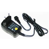 Power supply plug with USB output 7.2W 600mA