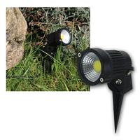 LED Gartenleuchte CT-GS5 COB neutralw 5W 230V IP44