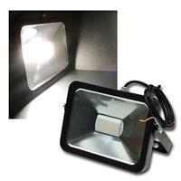 LED Fluter SlimLine 30W 12-24V, 2400lm neutralweiß