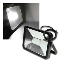 LED Fluter SlimLine 50W 12-24V, 3500lm neutralweiß