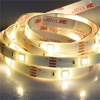 4x 50cm LED Streifen mit Verbindern als perfekte Hintergrundbeleuchtung für TV