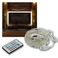TV Hintergrundbeleuchtung, RGB SMD LED Stripe USB
