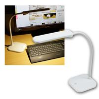 "Schreibtisch Leuchte LED ""CT-TL 20"" dimmbar 400lm"
